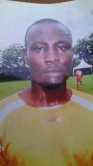 TRAGEDY: Ex-Berekum Arsenal defender electrocuted to death