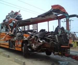 Tamale Savelugu highway accident toll now 28