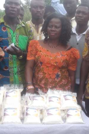 More Gari For SHS And School Feeding Proramme