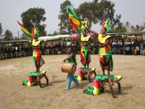 HISTORY, CULTURE AND THE TRADITIONS OF GHANA