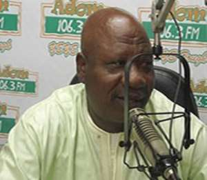 Allotey-Jacobs Makes Yet Another Strong Case for New Voters' Register