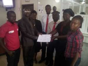 Star Microinsurance pays claim to Amantin and Kasei Community Bank
