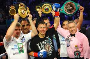 Total GGG domination: Golovkins inflicts severe punishment on Rubio