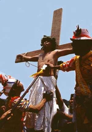Ghanaians mark Good Friday with Church services