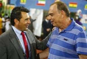 AFCON 2015: Coach Avram Grant makes whirlwind start for Ghana