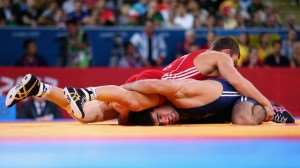Image of the day : Dropped wrestling for the 2020