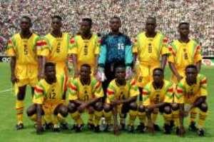 Uganda Shock Ghana