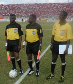 Referees urged to be abreast with rules