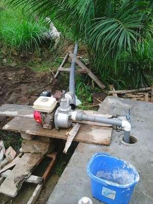 Ho 'Powerhouse' on sanitation time bomb