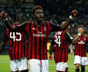 AC Milan ace Sulley Muntari pays tribute to motivator Christian Abbiati