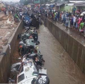 Help Support Accra Flood Victims