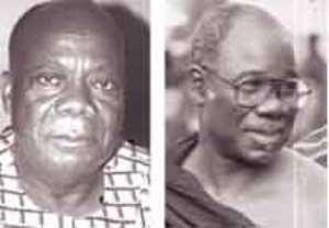 Appiah-Menka Vrs. Esseku- who is who in NPP