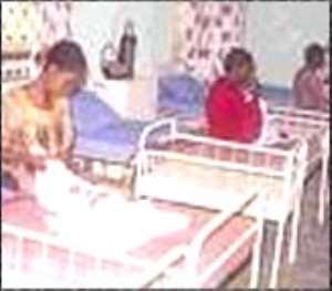 NHIS registration increasing but no health facilities