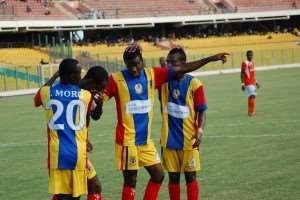 Hearts of Oak to settle newly signed players' their enticement fees on Monday