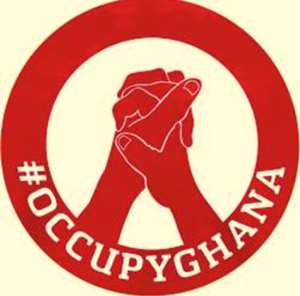 OccupyGhana Thanks All For RED Friday Support