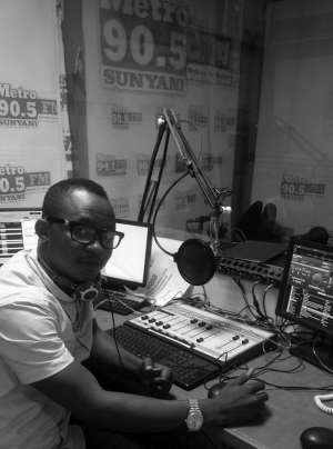 DJ Murphy Lee Joins Metro FM