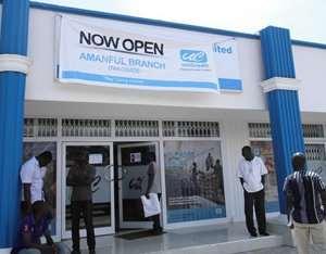 The Takoradi branch of Unicredit