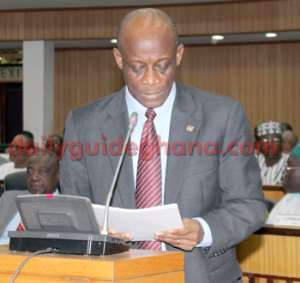 Seth Terkper – Minister of Finance and Economic Planning