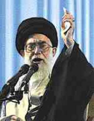 Oil Prices Rise on Iran Leader's Threat