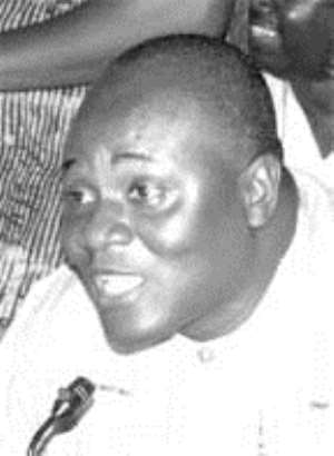 I am Not Fronting For Anyone — Dan Botwe