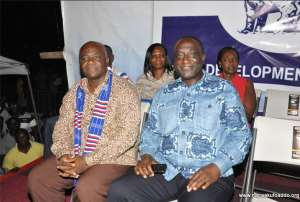 Mr. Amaliba, Would A Triumphant Alan Have Campaigned For Akufo-Addo?