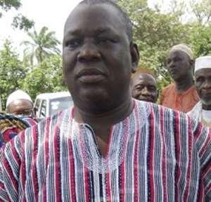 Moses Bukari Mabengba