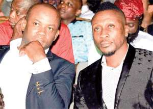 Musicians, Soccer Stars Clash