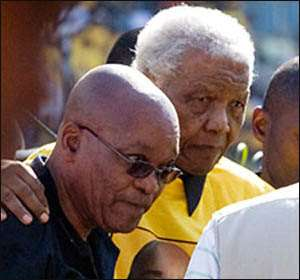 Mandela Boost For Anc Supporters