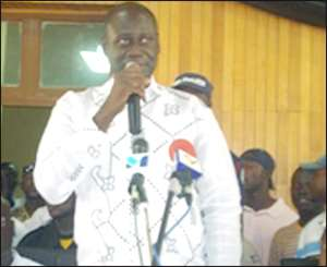 Kufuor Pops Up•At KMA Polls