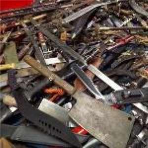 UK Govt 'failing to address causes of knife crime'
