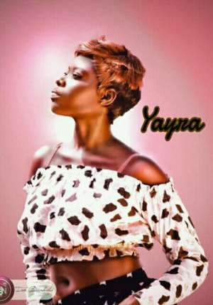 Meet Yayra: The perfect female ingredient to the music scene.