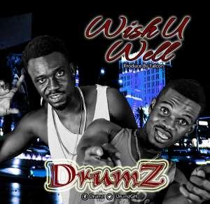 Ghanaian music duo DRUMZ drops new song #WishYouWell