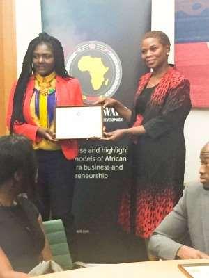 GUBA Awards Wins British Award For African Development