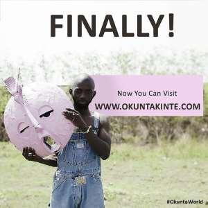 Okuntakinte Unveils Website To Kill Controversy