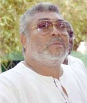 Rawlings Blasts Kufuor Again