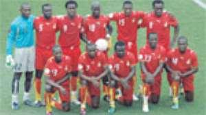 Ghana Faces Guinea