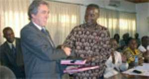 EU Assists Ghana's Cocoa Sector