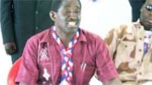 CAPTAIN IN TEARS  . Sings Over NPP Drop