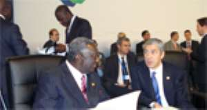 Ghana Signs EPA-Light