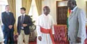 Foreign Medics Visit Kufuor