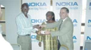 Nokia Joins Ghana Business Skyline