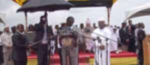 Kufuor Celebrates Ahmadis Centenary