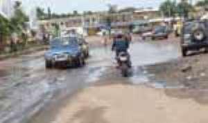 Major Downpour Hits Accra, Kumasi