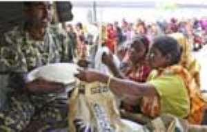 UN Sets Up Taskforce •On Food Crisis