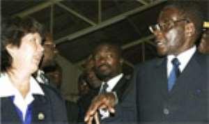Mugabe Party Starts Run-Off Campaign