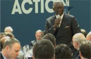 Kufuor Campaigns For Africa