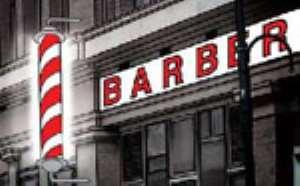 Barber Defiles Pupil