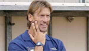 Stars Trainer Appointed Zambia Coach