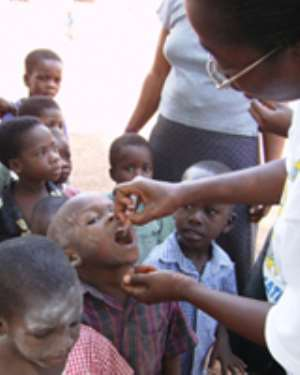 Preventing Malaria, the leading cause of death in Ghana