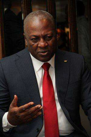 President Mahama To Arrive In France On Monday Evening